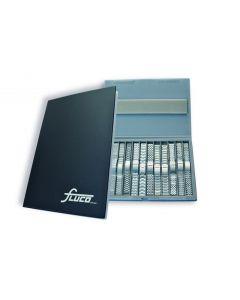 Metallbandbox schwarz (für 12 Bänder)